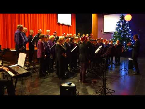 popkoor Thirdwing - Stille Nacht (deel 1)