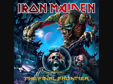 Iron Maiden -  Satellite 15....The Final Frontier