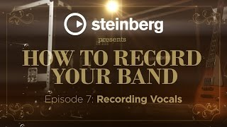 Download How to record your band, part 7: recording vocals MP3 song and Music Video