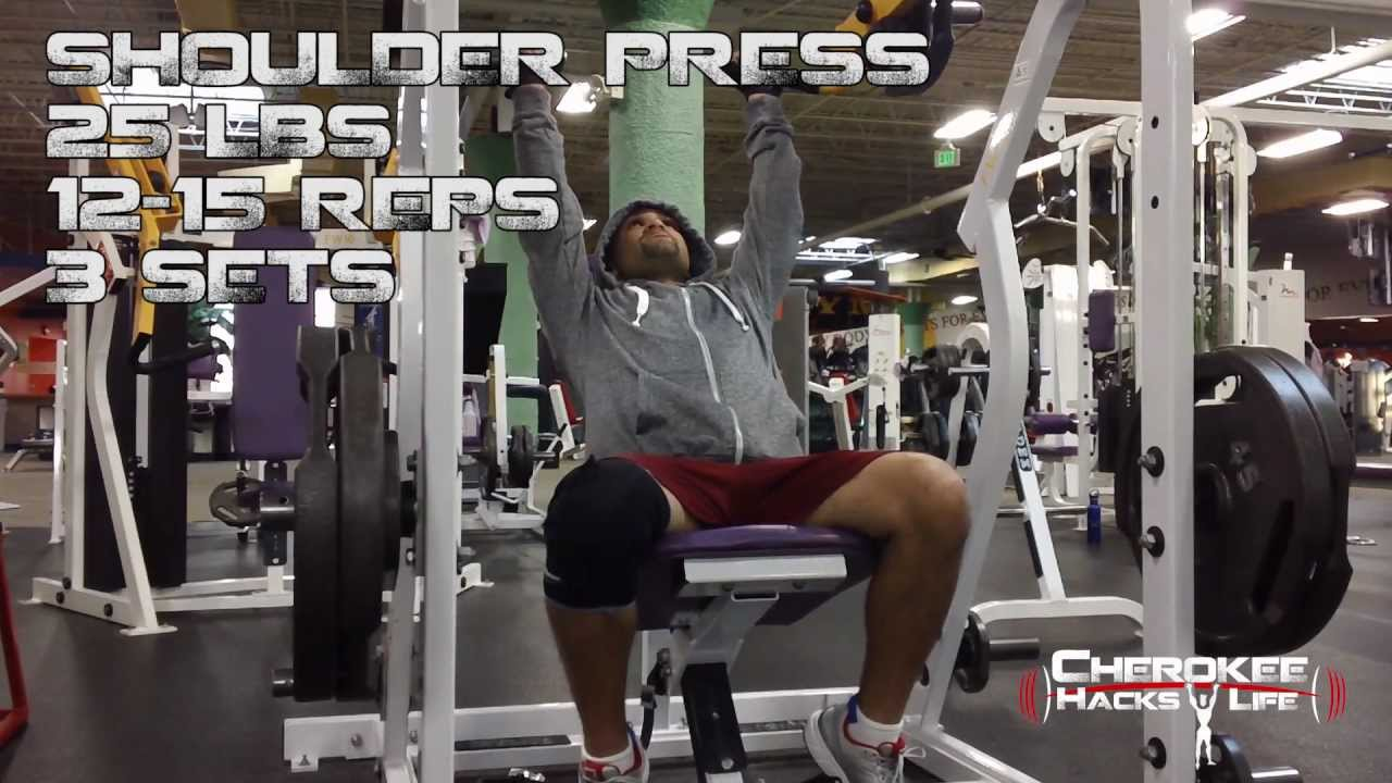 Second Chest Workout and First Shoulder workout AFTER