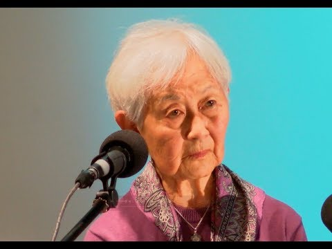The 75th anniversary of Japanese Canadian Internment - Mary & Tosh Kitagawa