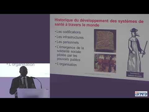 Pr Nicolas MÉDA - How to strengthen Health Systemes in Africa ?