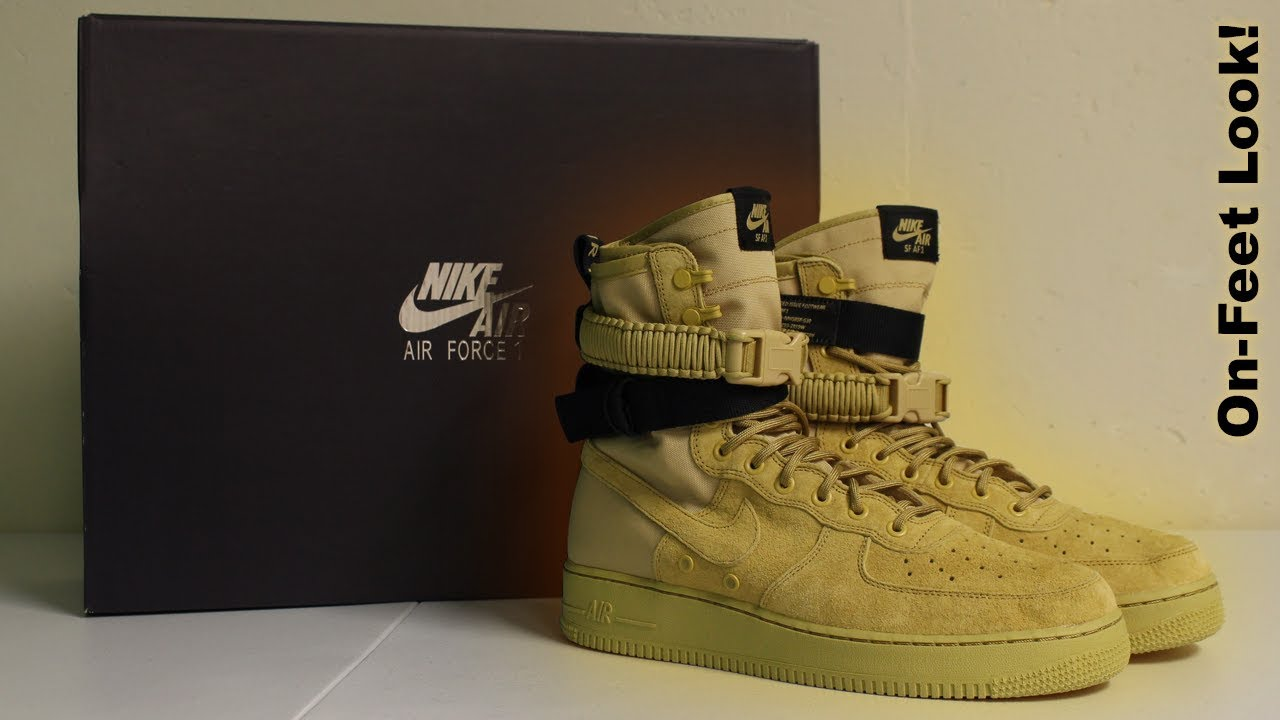 Unboxing SF Air Force 1 \