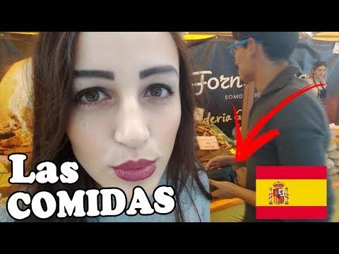 LAS COMIDAS DE ESPAÑA, FIESTA EN ERMUA - Partiu Com Nois