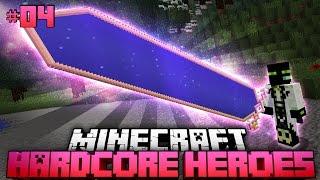 +82 LUCK OP DAMAGE SCHWERT?! - Minecraft Hardcore Heroes 4 - #04 [Deutsch/HD]