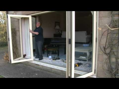 Folding Patio Doors in The Colony