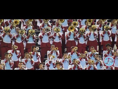 Talladega College vs Alabama State University: Port City Battle Of The Bands 2016