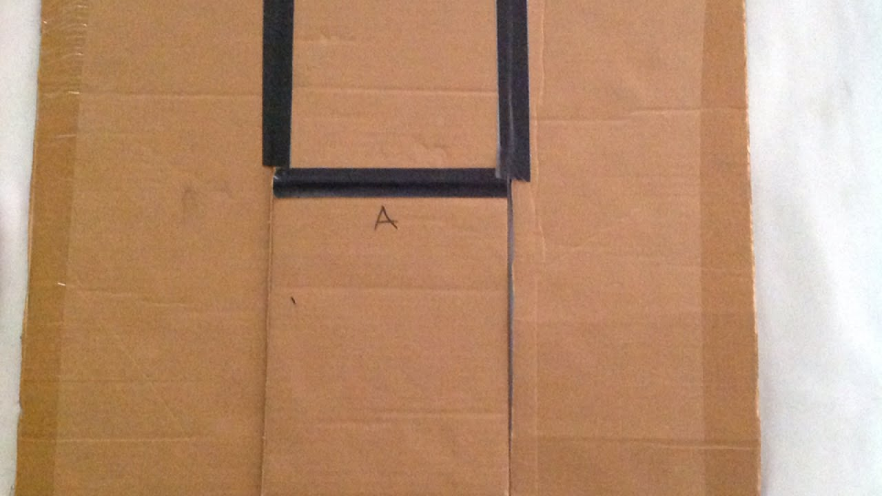 Create an Easy Shirt Folding Board - DIY Crafts ...