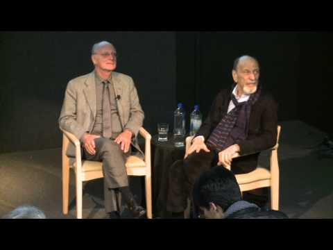 The Masters Series: James McMullan in Conversation with Milton Glaser