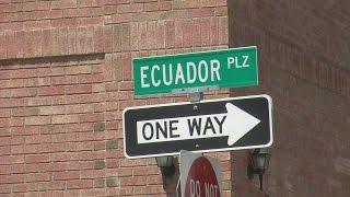 Los ecuatorianos ya tienen calle en Nueva Jersey
