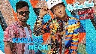 Mark Ronson - Uptown Funk ft. Bruno Mars ( Cover by Karllos Neon )