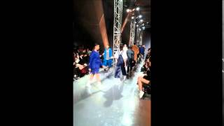 2015 F/W Seoul Fashion Week 'ROCKET X LUNCH' Collection (2015 fw 서울패션위크 로켓런치 피날레)