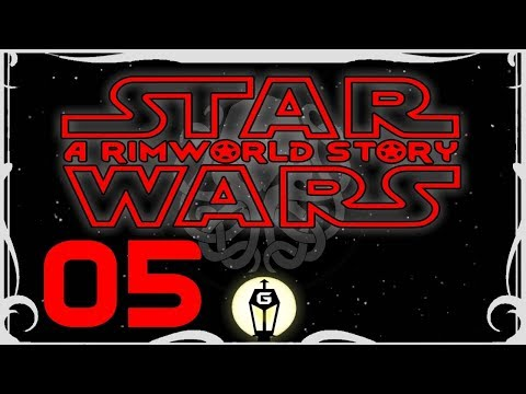Manual Labour | Let's Play RimWorld Star Wars | The Shoggoth Strike Back  Ep 5