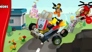 LEGO Toys GAMES FOR KIDS, Lego maen gem Helikopter dan Mobil-mobilan Part 1