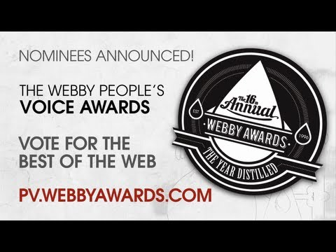 The 16th Annual Webby Award Nominee Announcement Video