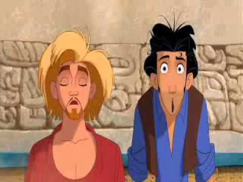 Play Ball - Road to El Dorado, Mesoamerican ball game