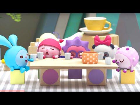 Малышарики   Сборник любимых серий   Мультфильмы для детей 💞❤️💖