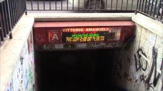 イタリア・ドイツな旅 Part.11 ひさしメモリアルパークとローマの地下鉄!