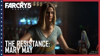 Far Cry 5: Official The Resistance: Mary May Trailer | Ubisoft [US]