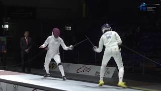 #1 Tallinn Women's Epee World Cup 2019 Semi Final Highlights