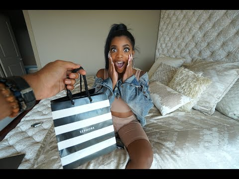 SURPRISING MY GIRLFRIEND WITH FENTY BEAUTY