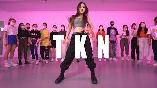 ROSALÍA & Travis Scott - TKN / ISOL Choreography.