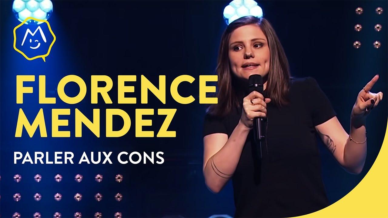 Florence Mendez - Parler aux cons