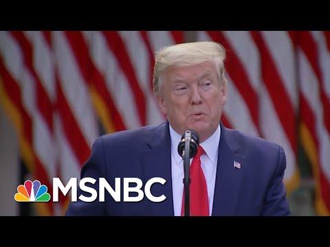 Meacham: Trump's Coronavirus Response Falls 'Utterly' Short Of Empathy | The 11th Hour | MSNBC