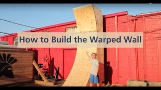 How to Build a Warped Wall in 3 minutes