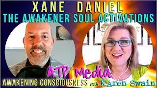 ⭐️The Awakener Soul & Crystal Activations with Hathors Xane Daniel