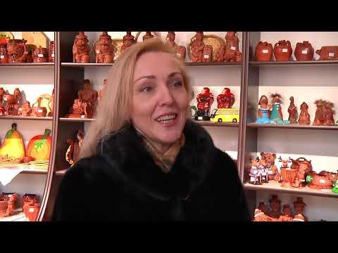 В Мозыре открылась «Сувенирная галерея»