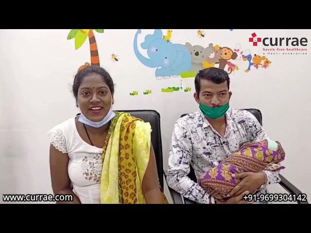 Mrs. Geeta Pawar | Birthing | Dr. Sangeeta Shetty | Currae Hospitals
