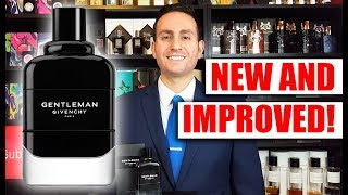 Givenchy Gentleman EDP Fragrance / Cologne Review