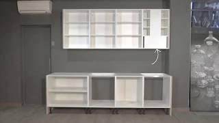 Gambar cover TPC Cocinas - Mueble montado