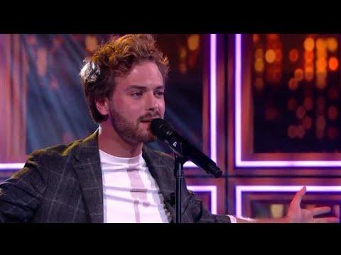 Jim Bakkum - Toen Ik Je Zag - RTL LATE NIGHT MET TWAN HUYS