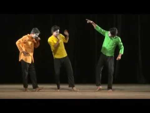 Nashto by Indian Mime Theatre