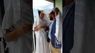 Casamiento sencillo a lo Sefaradi