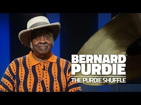 "Bernard ""Pretty"" Purdie: The Purdie Shuffle - Drum Lesson (Drumeo)"