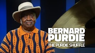 "Bernard ""Pretty"" Purdie - The Purdie Shuffle (FULL DRUM LESSON)"