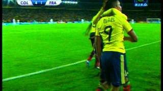 Francia vs  Colombia   1-4  mundial sub 20 2012.mpg