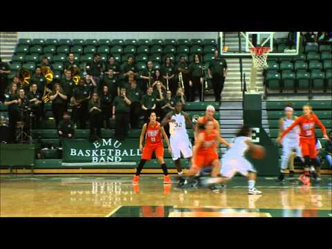 Eastern Michigan 64, Bowling Green 52 Highlights: Jan. 17, 2015