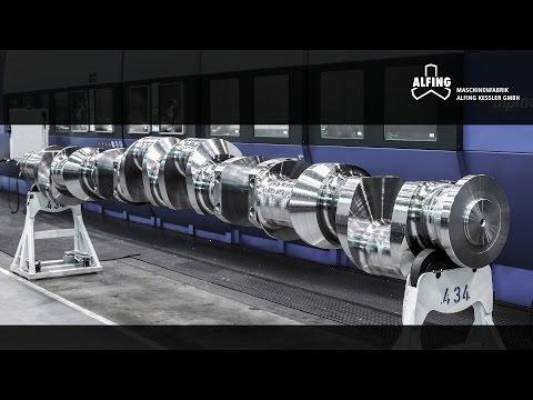 Maschinenfabrik ALFING Kessler GmbH – Seit über 100 Jahren in Bewegung (2013)