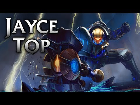 Full Metal Jayce Top - League of Legends Commentary