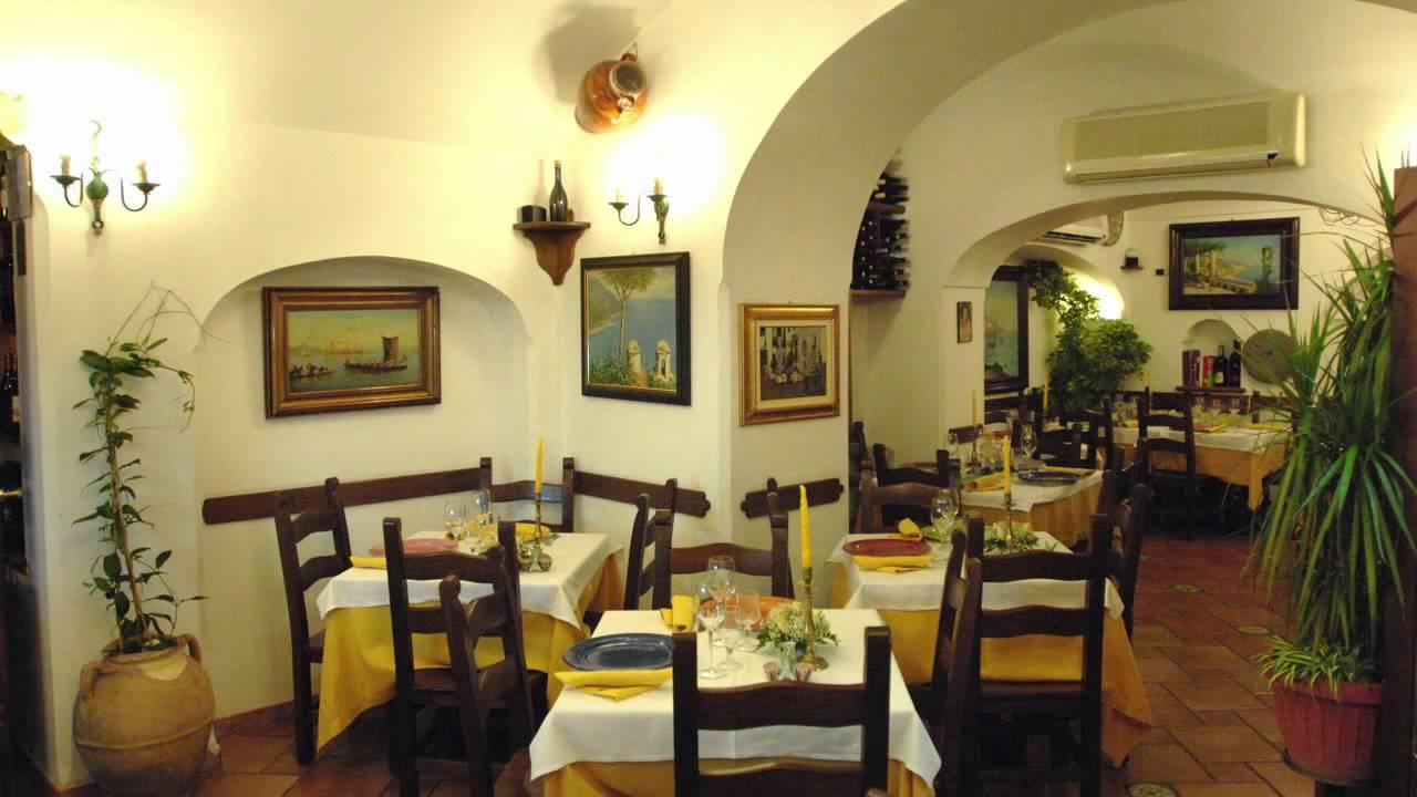 Ristorante La Taverna Del Duca Amalfi Amalfi Coast