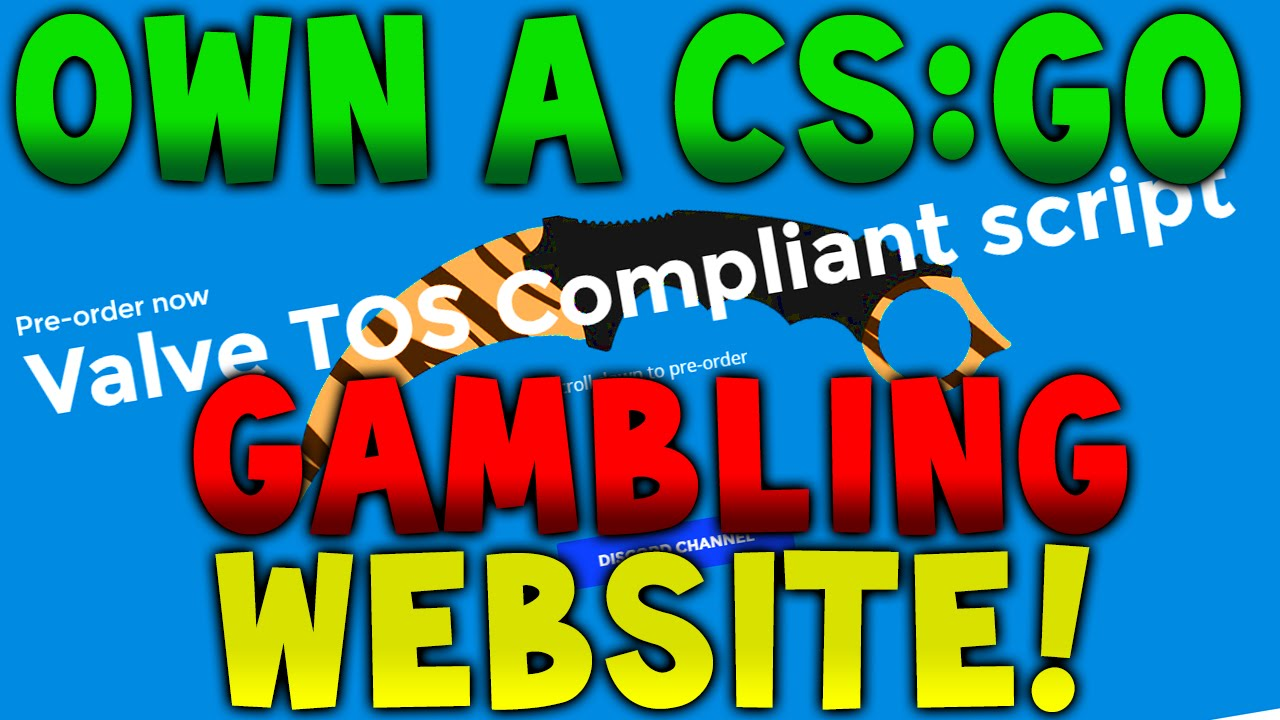 How to make a gambling site twin rivers casino bankrupt