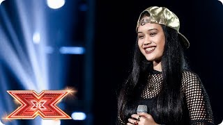 Are the Judges ready for Elysa V? | Six Chair Challenge | The X Factor 2017