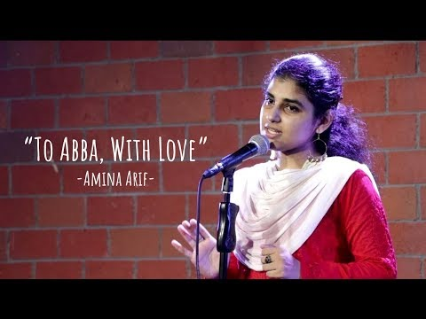 To Abba, With Love (Father's Day Special) | Amina Arif | BuddyBits Recite