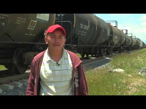 Central American migrants face danger in journey through Mexico