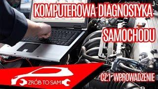 Komputerowa diagnostyka samochodu OBD2 Cz.1 wprowadzenie Vlog#35