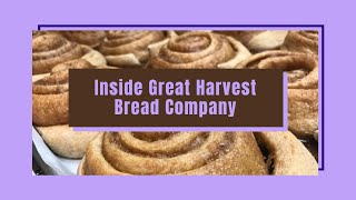 A Look Inside Great Harvest Bakery